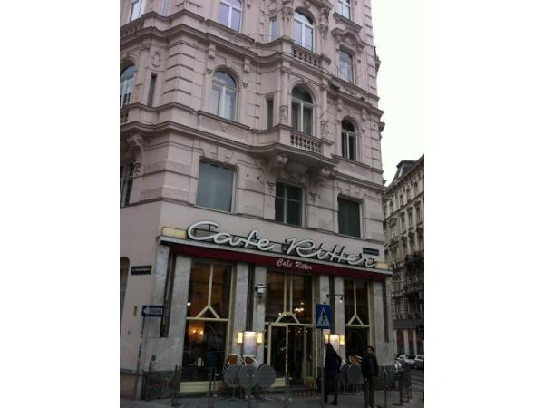 Vorschau - Cafe Ritter