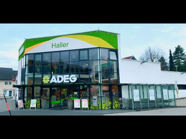 Herzlich willkommen bei ADEG Haller