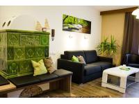 Wohnzimmer - Wohnung 3