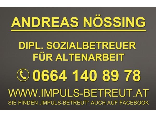 Vorschau - IMPULS-BETREUT, Seniorenbetreuung Andreas Johann
