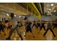 Tae Bo Billy Blanks Fitnesscenter California Linz