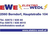 ELEKTRO WEDL