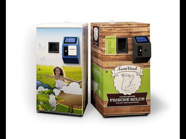 FarmVend Getränkeausgabeautomat