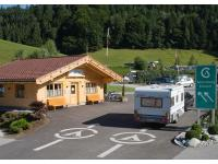 Check in vom Camping & Appartements Seehof
