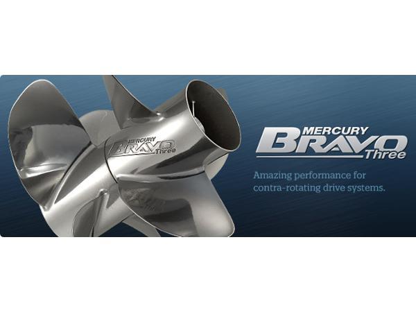 Vorschau - Mercury Bravo Three Propeller