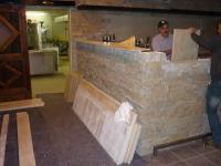 Granitverlegung Tecke