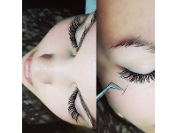 My life may not be perfekt, but my lashes are.