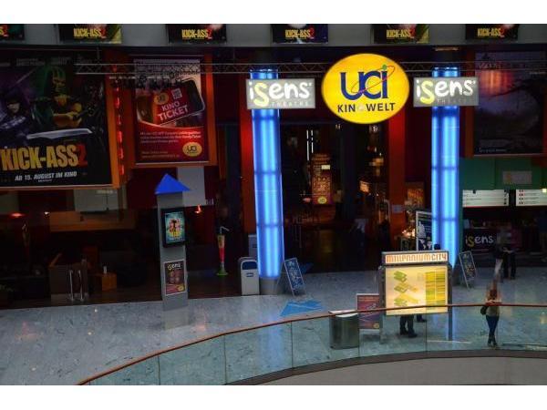 Uci Kinowelt Millennium City 1200 Wien Kino Herold