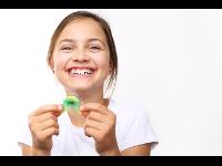 Abnehmbare Zahnspange