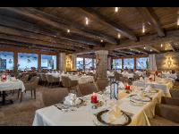 Speisesaal  im Hotel mit Halbpension| ****Parkhotel Seefeld, Tirol, Österreich