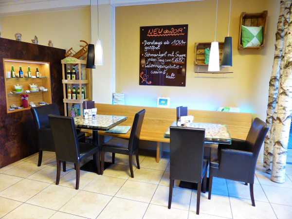 unida café - ein kleine feine Café mit Wohlfühlambiente!