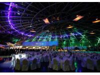Rahmenprogramm für Gala Abende