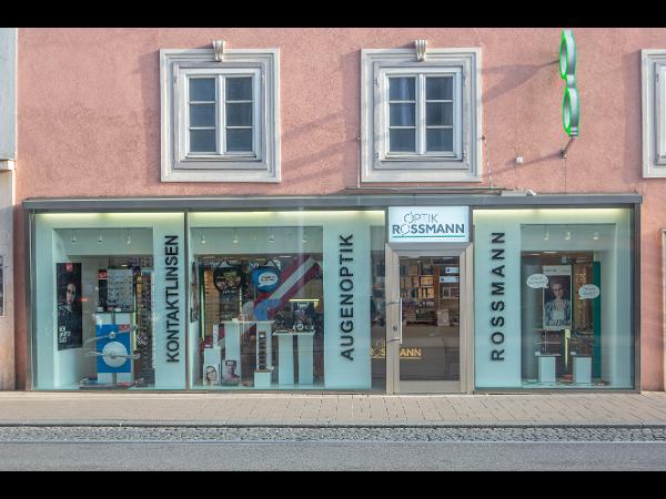 OPTIK ROSSMANN, Reitschulgasse 2, 8010 Graz