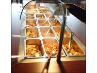 Warmes Buffet