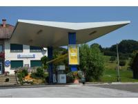 Tankstelle - Margret Prehm