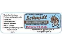 Schmidt Schädlingsbekämpfung