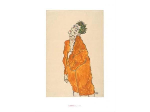 Kunstdruck für den Albertina-Shop