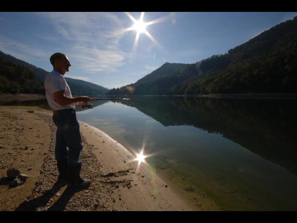 Vorschau - Fischen am Wiestalstausee