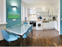 Küche: 2-Zimmerapartment 54 m2 mit WIFI und Klimaanlage