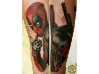 ´Deadpool Tattoo´