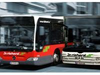 Stadt- und Regionallinienbusse im Duett