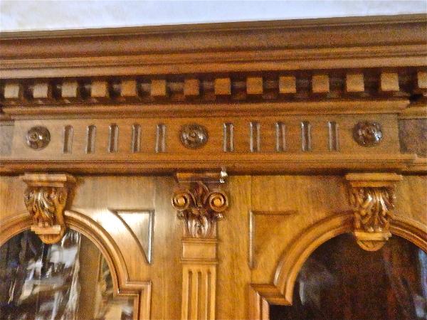 Vorschau - Geschirrschrank Historistisch um 1890