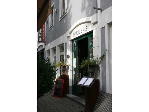 Eingangsbereich im Pfeiler´s Bürgerstüberl - Hotel