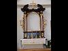 Fertiger Altar