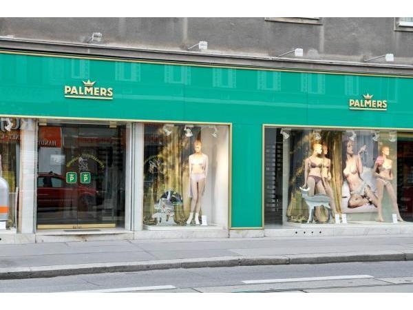 Palmers Shop 1170 Wien Wäschewaren Einzelhandel Herold