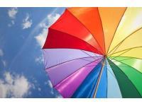 große Auswahl an originellen, eleganten, sportlichen Regenschirmen