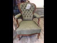Restaurierter Sessel