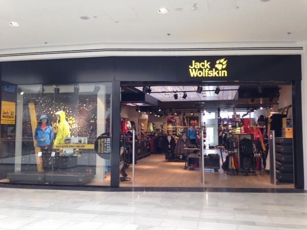 Vorschau - Jack Wolfskin Store Vösendorf