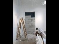 Zumauern mit Yong Steine- Galerie Kolhammer