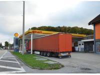 Shell Tankstelle