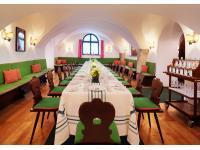 Jagdsalon (Veranstaltungsraum), Hotel Goldener Hirsch