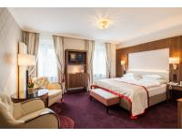 Doppelzimmer im Hotel Stefanie