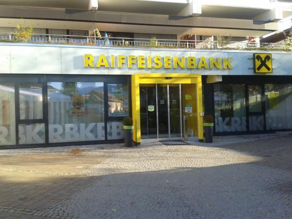 Raiffeisenbank Wörgl Kufstein eGen -  Bankste