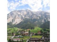 Unser Haus mit Blick von der Skisprungschanze