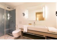Die modernen Badezimmer