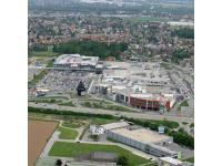 Shoppingcity Seiersberg - Aussenansicht