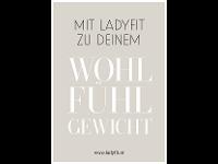 Mit LadyFit zum Wohlfühlgewicht