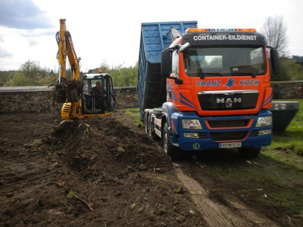 Koch franz container gesmbh 8570 voitsberg for Koch transporte
