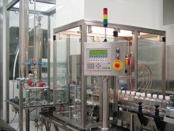 Vorschau - Flüssigkeitsabfüllmaschine steril