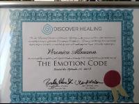 Emotion Code Certifikat