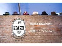 Szaszi-Hüte
