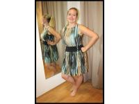 Sommer-Jerseykleid