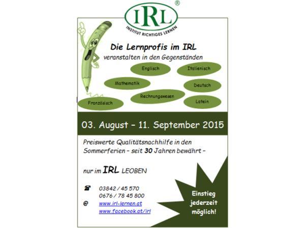 Vorschau - Foto 2 von IRL Institut Richtiges Lernen