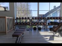 Fitness Studio Zubau