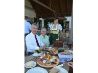 Besuch von Herrn Bundespräsident Fischer