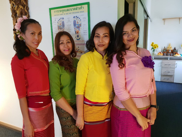 Thai massage wien happy end